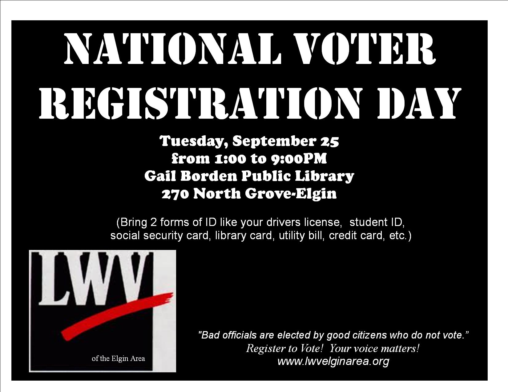 national voters The suit filed by the georgia naacp and government watchdog group common  cause said the state is violating the national voter.